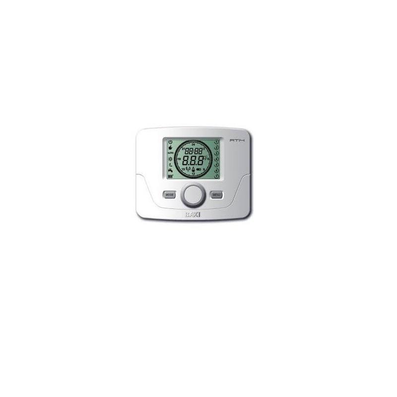 Baxi termostato modulante programable tcx 10c inal mbrico for Baxi termostato ambiente