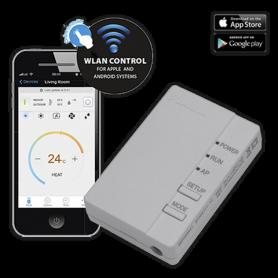 Control wifi Daikin residencial