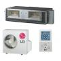 LG UB18C + UU18WC Aire acondicionado conductos compact inverter