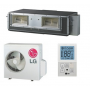 LG UB24C + UU24WC Aire acondicionado conductos compact inverter