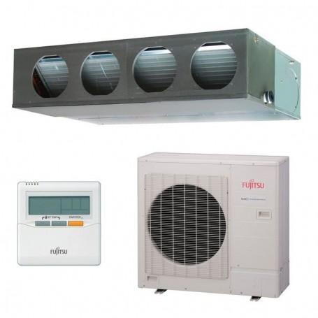 Fujitsu Acy 100 Uia Lm Aire Acondicionado Conductos Expertclima