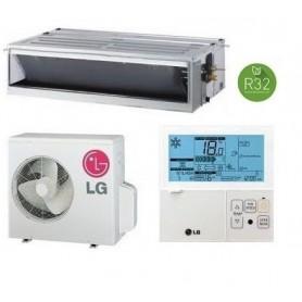 LG UM30R + UU30WCR Aire Acondicionado Conductos Compact