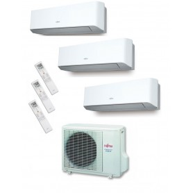Fujitsu AOY71UI-MI3 + ASY25MI-LM + ASY25MI-LM + ASY25MI-LM