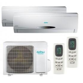 Daitsu ASD9U2I-EE - Equipo 2x1 Aire Acondicionado