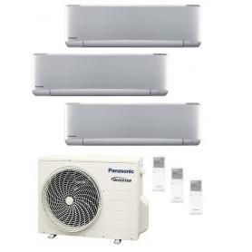 Panasonic KIT-3XZ252535-VKE Etherea 3x1 Plateado
