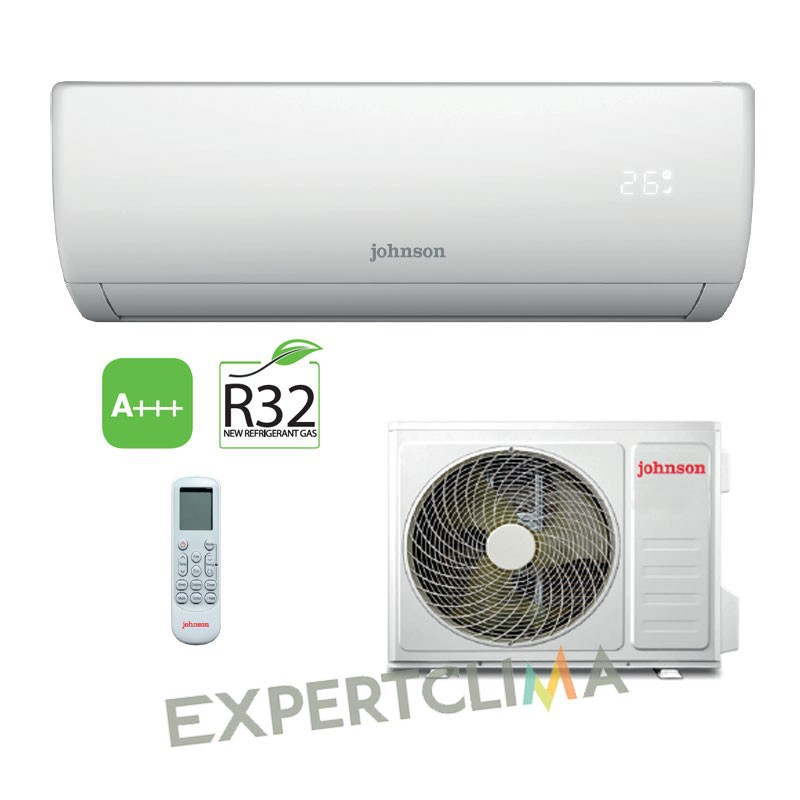 Johnson JR25 LUXURY Aire acondicionado 1x1
