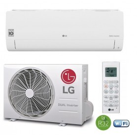 LG S09ET Aire acondicionado 1x1