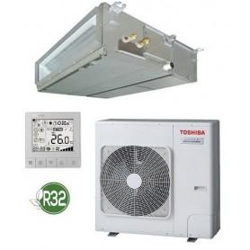 Toshiba SPA 140 Inverter R32 Aire Acondicionado Conductos