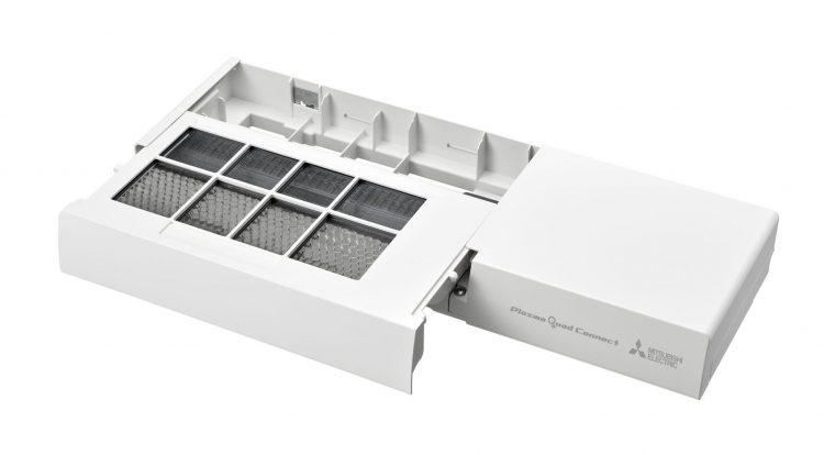 aires acondicionados y alergias - Plasma Quad Mitsubishi