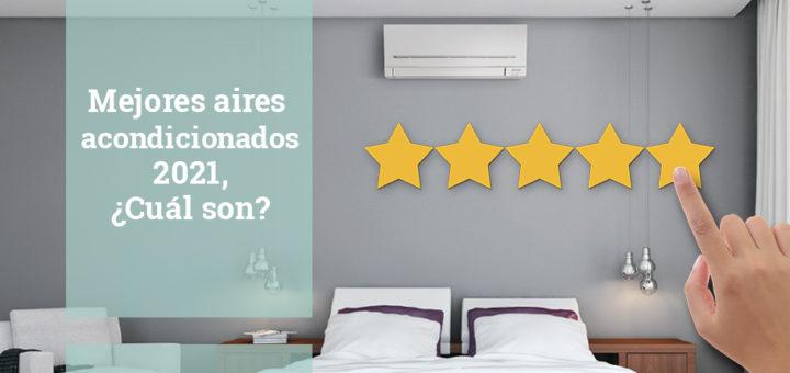 Mejor aire acondicionado 2021 - expertcilma