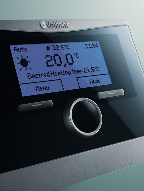 Vaillant Calormatic 370 F diseno exclusivo