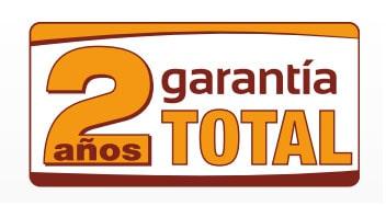 Garantía total 2 años calderas Ferroli