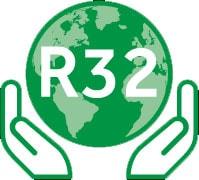 Gas R-32