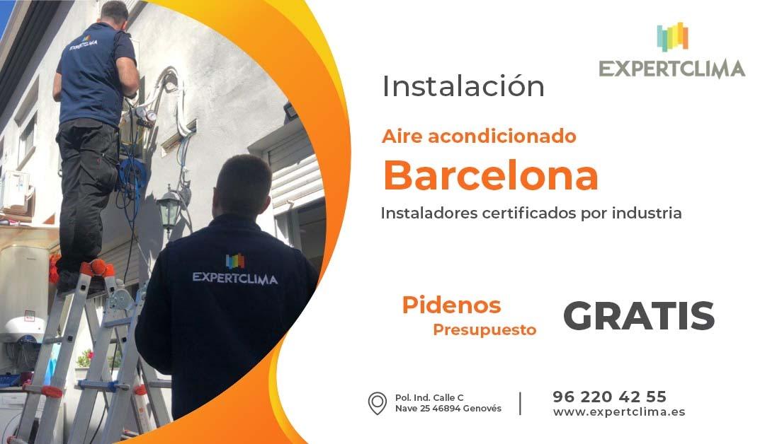 Comprar aire acondiconat Barcelona