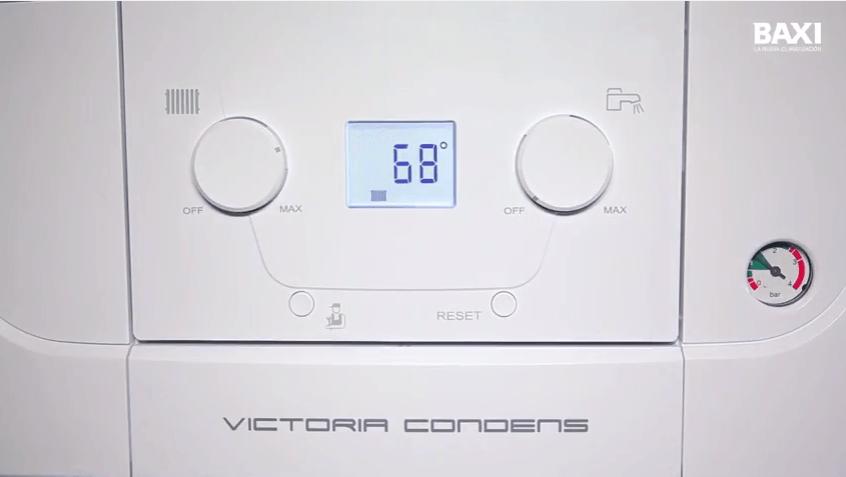 Panel caldera Baxi Victoria Condens 24/24 F